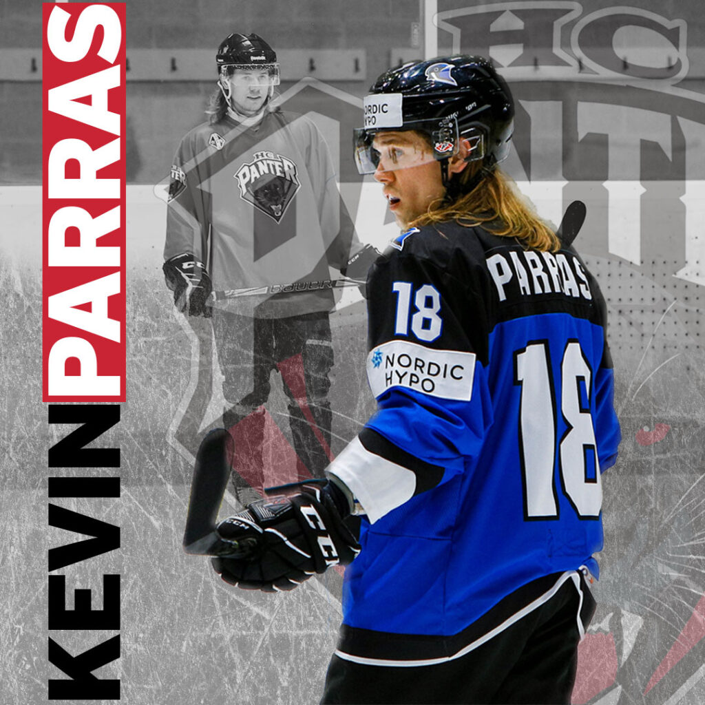 Tere tulemast, Kevin Parras