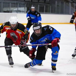 Team EESTI U18 madistas HC Pantritega 23.08.2020