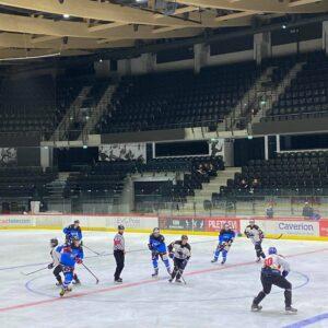 Mängu kokkuvõtte: okt. 3 Team Eesti U18 vs HC Panter
