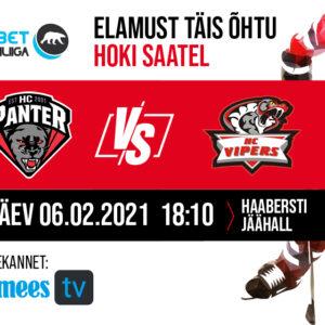 HC Panter vs HC Vipers