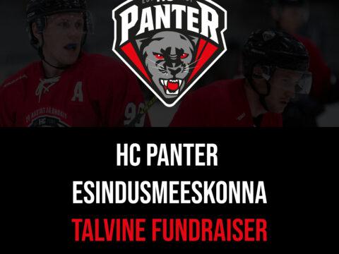 HC Panter Esindusmeeskonna Talvine Fundraiser