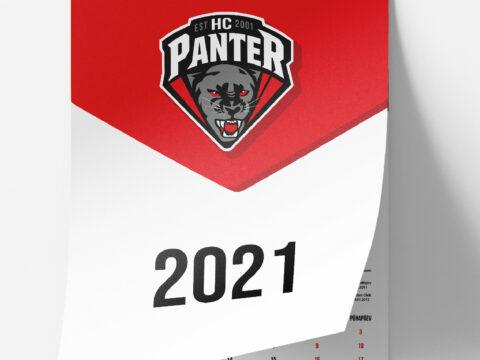 HC Panter kalender 2021