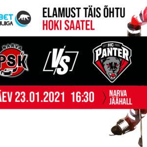 Narva PSK vs HC Panter