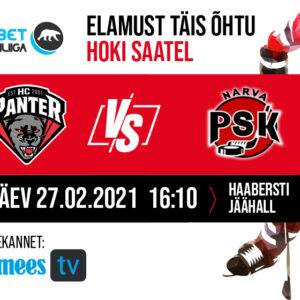 HC Panter vs Narva PSK