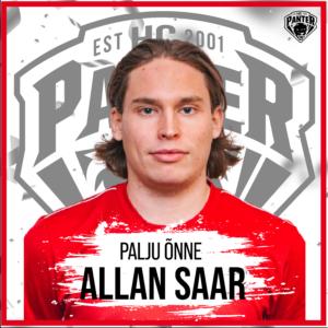 Palju õnne sünnipäevaks, Allan!