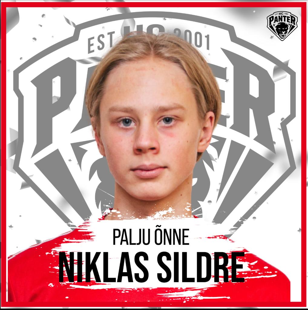 Palju õnne sünnipäevaks, Niklas!