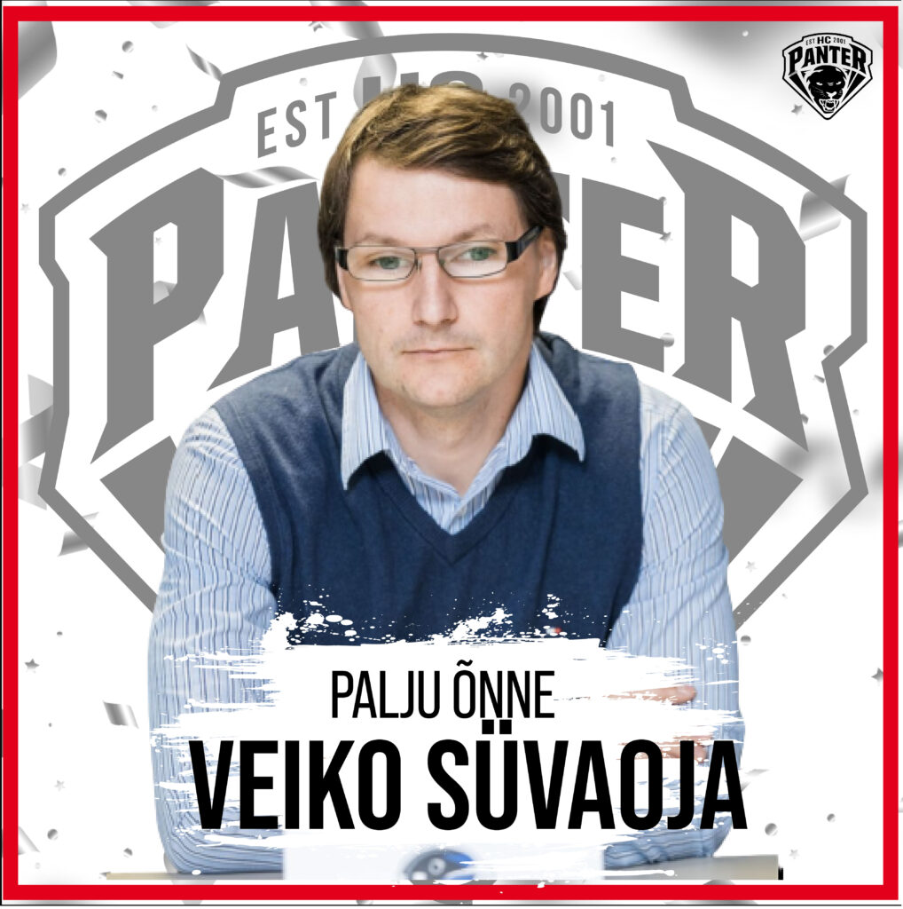 Palju õnne sünnipäevaks, Veiko!