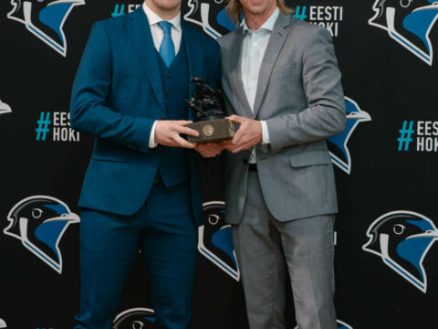 Eesti Hoki tunnustas 2020/21 hooaja parimaid