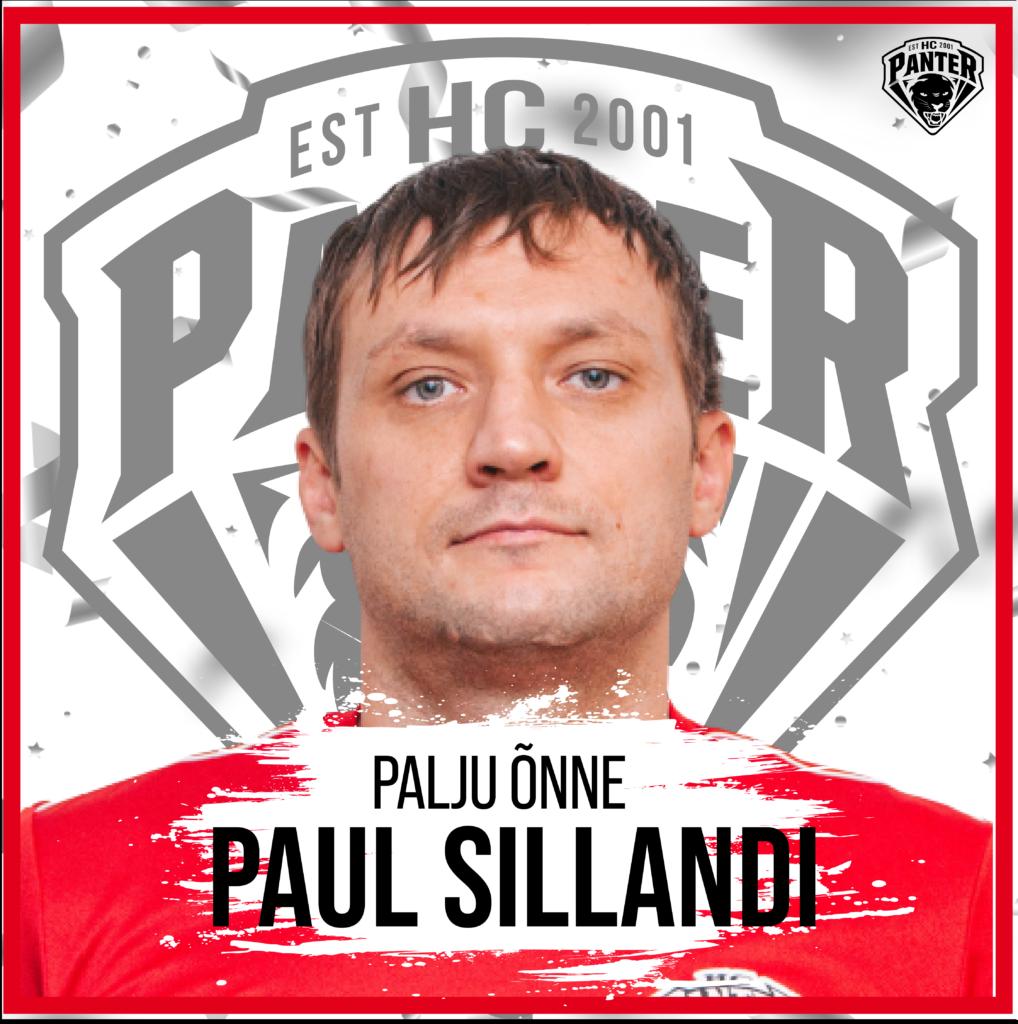 Palju õnne sünnipäevaks, Paul!