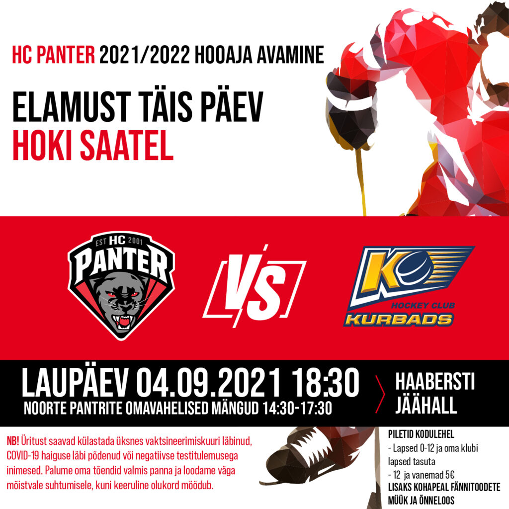 HC Panter vs HK Kurbads