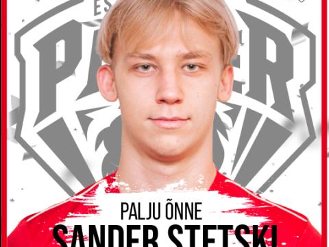 Palju õnne sünnipäevaks, Sander!