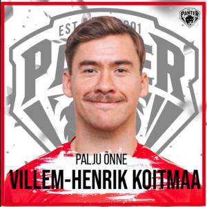 Palju õnne sünnipäevaks, Villem-Henrik!